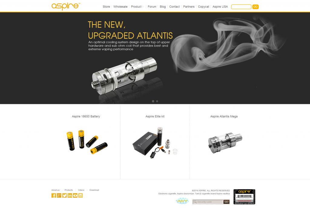 Aspire - Best E Cigarette, Clearomizer, Tank, nautilus_20150530082927