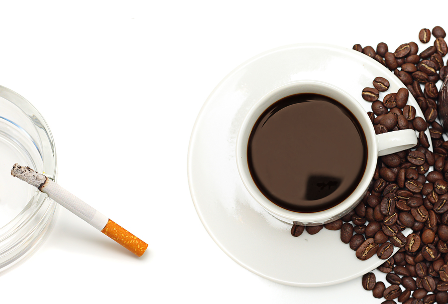 Nicotine-and-coffee