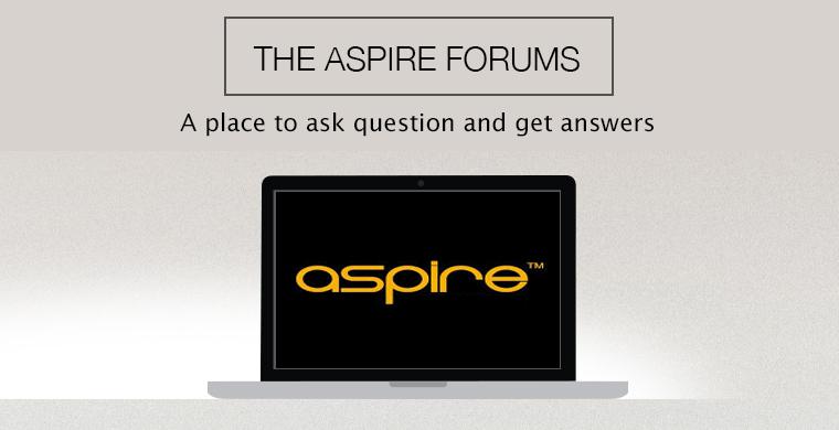 aspireforums