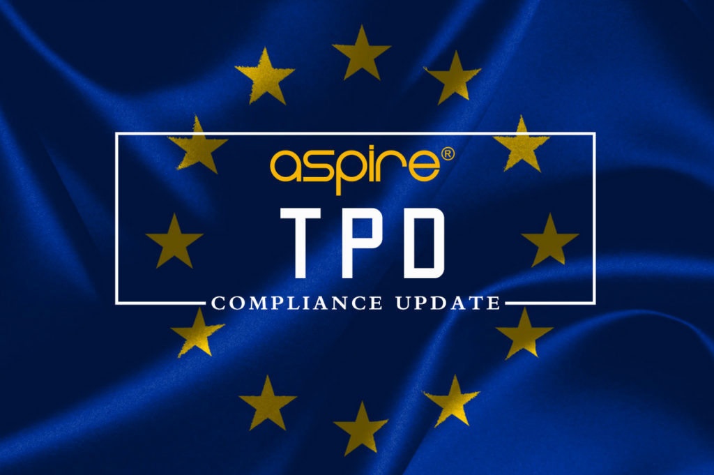 aspire TPD compliance