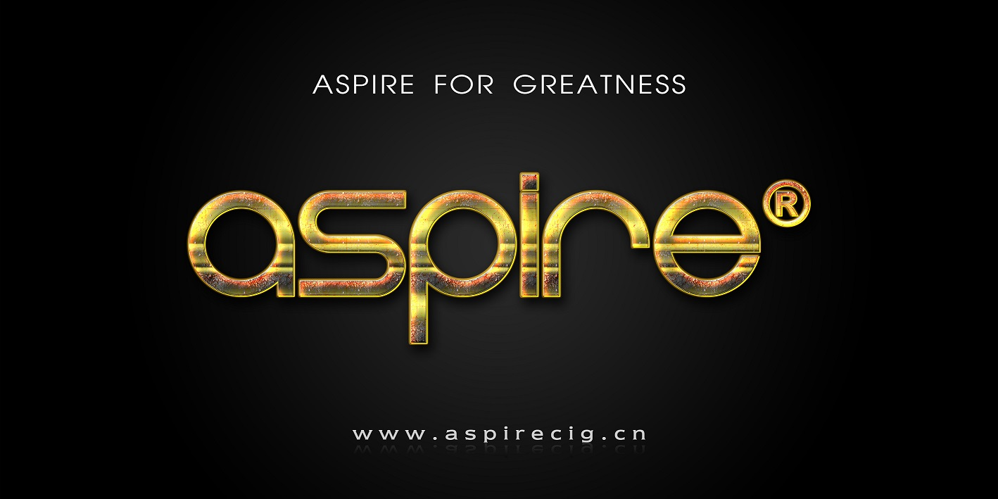 Aspire vape for greatness