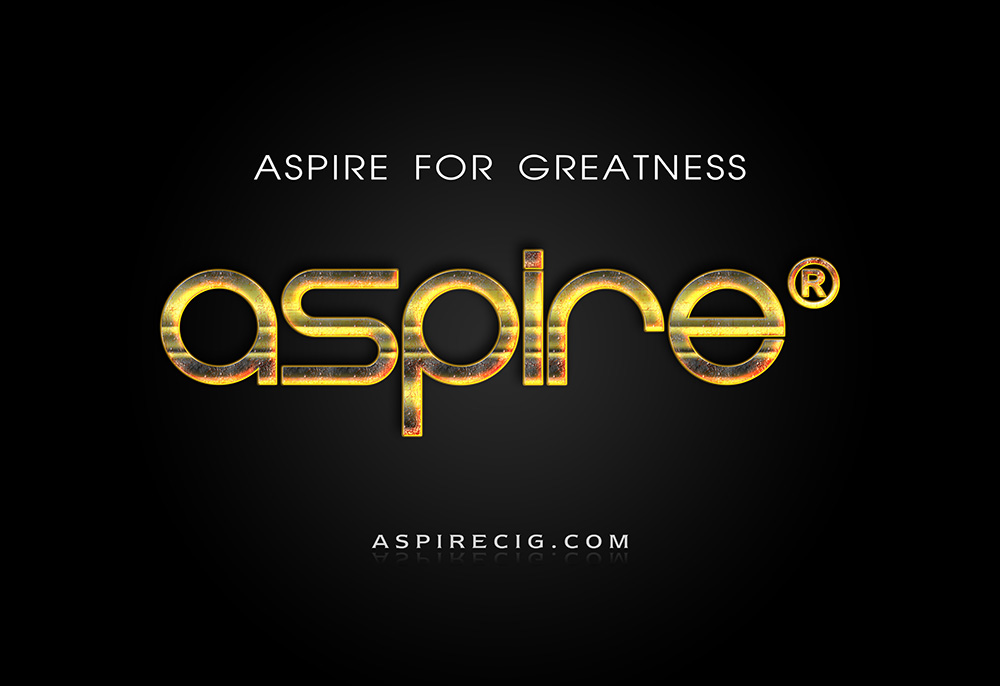 aspire- best vape brand