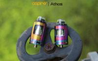 Aspire Athos tank rainbow