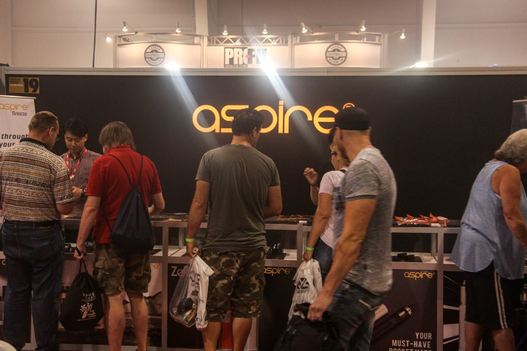 Aspire Vape Expo