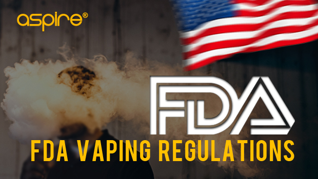 Massive news recently regarding the FDA Vaping Regulations