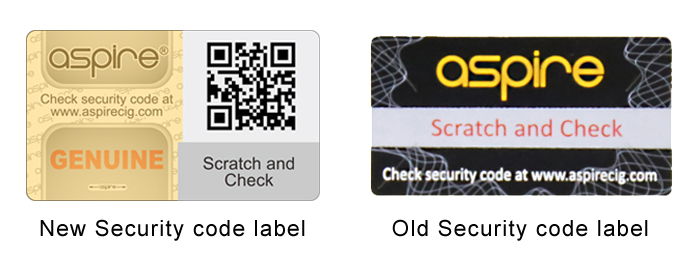 How to check the security code - Aspire blog