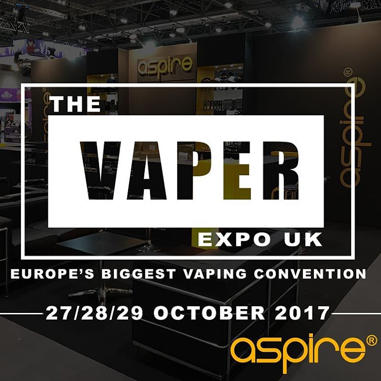 the vaper expo uk