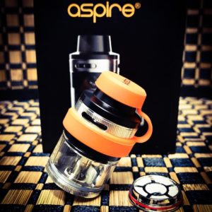 aspire revvo tank with ARC coil