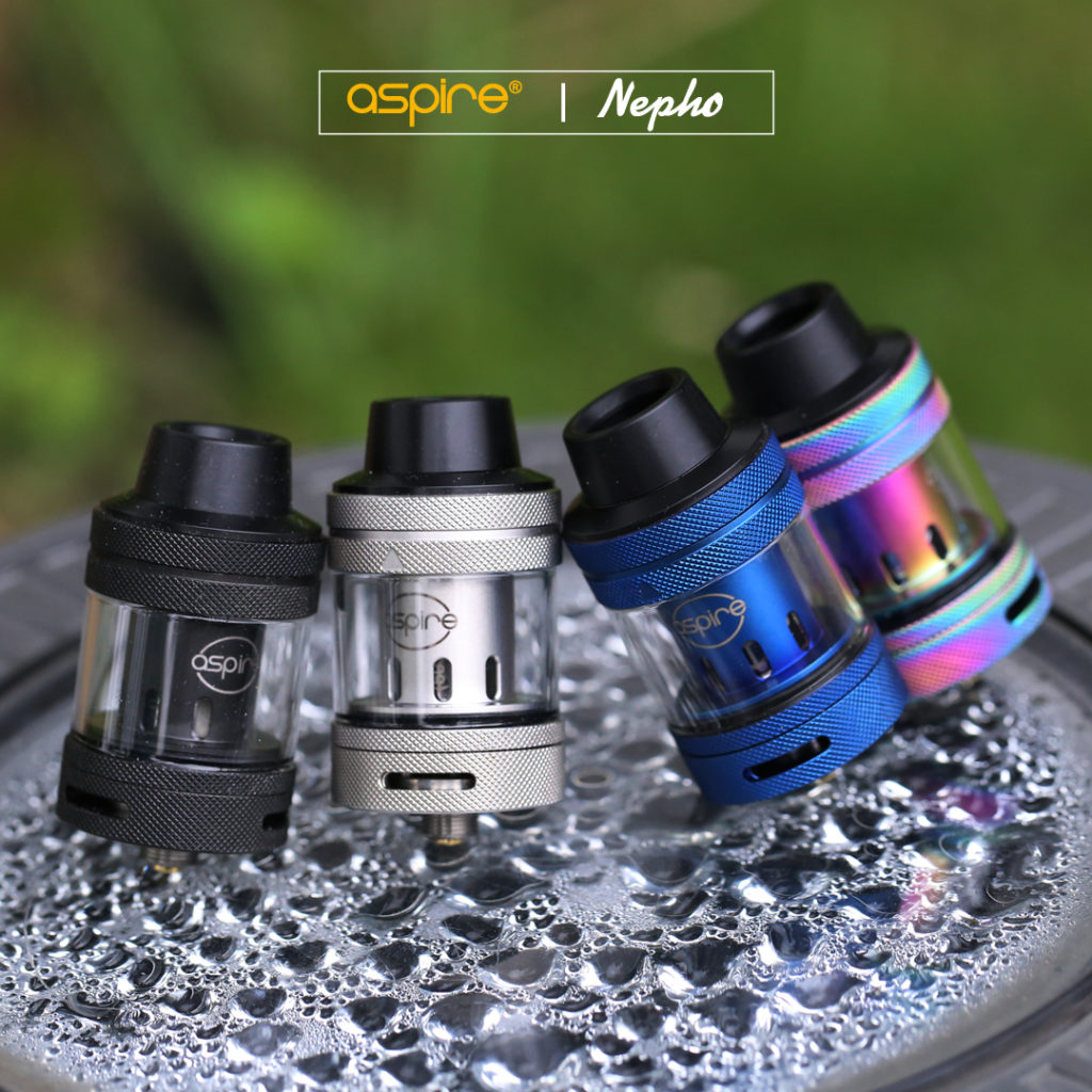 Nepho,mesh coil, top fill
