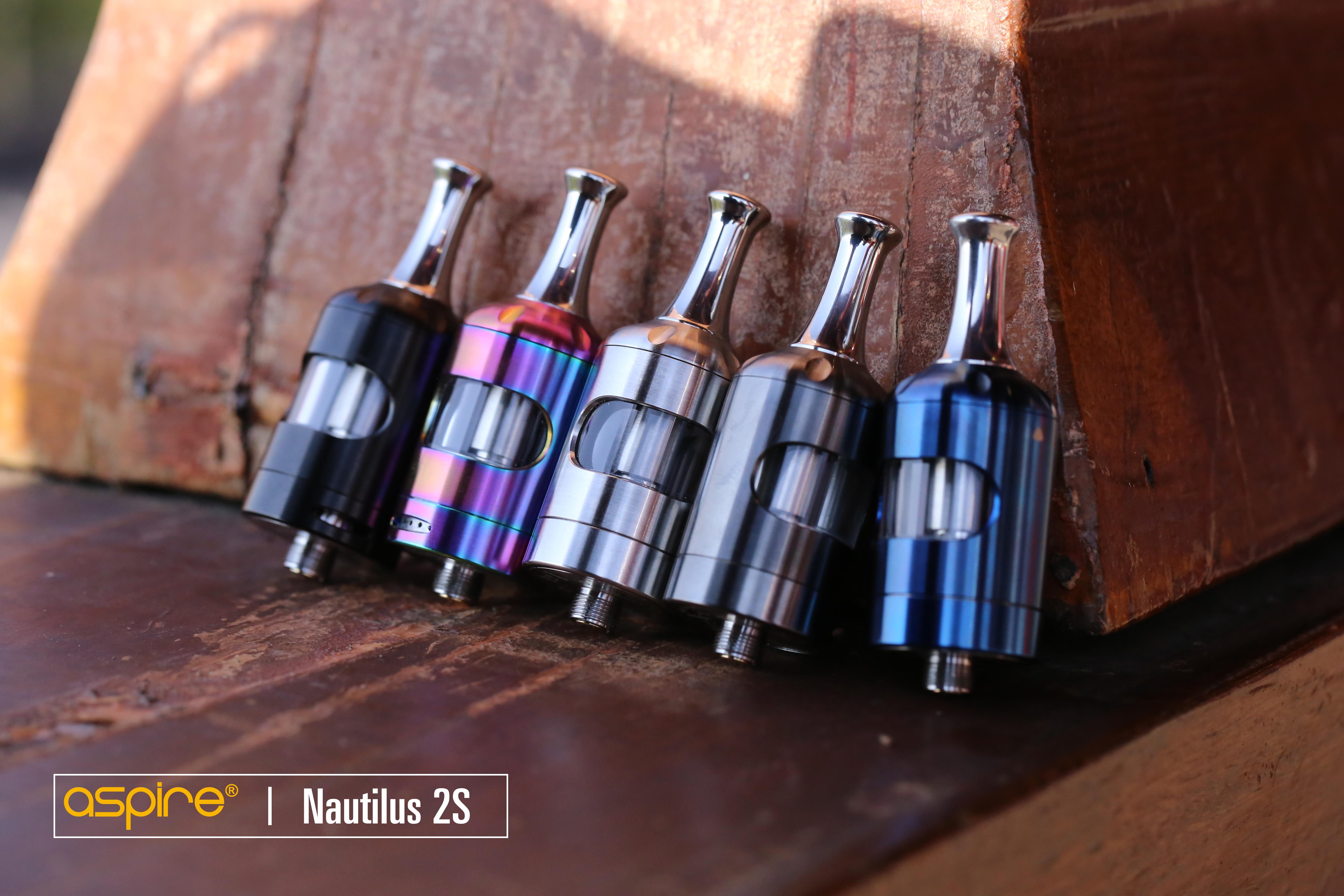 Aspire Nautils 2S