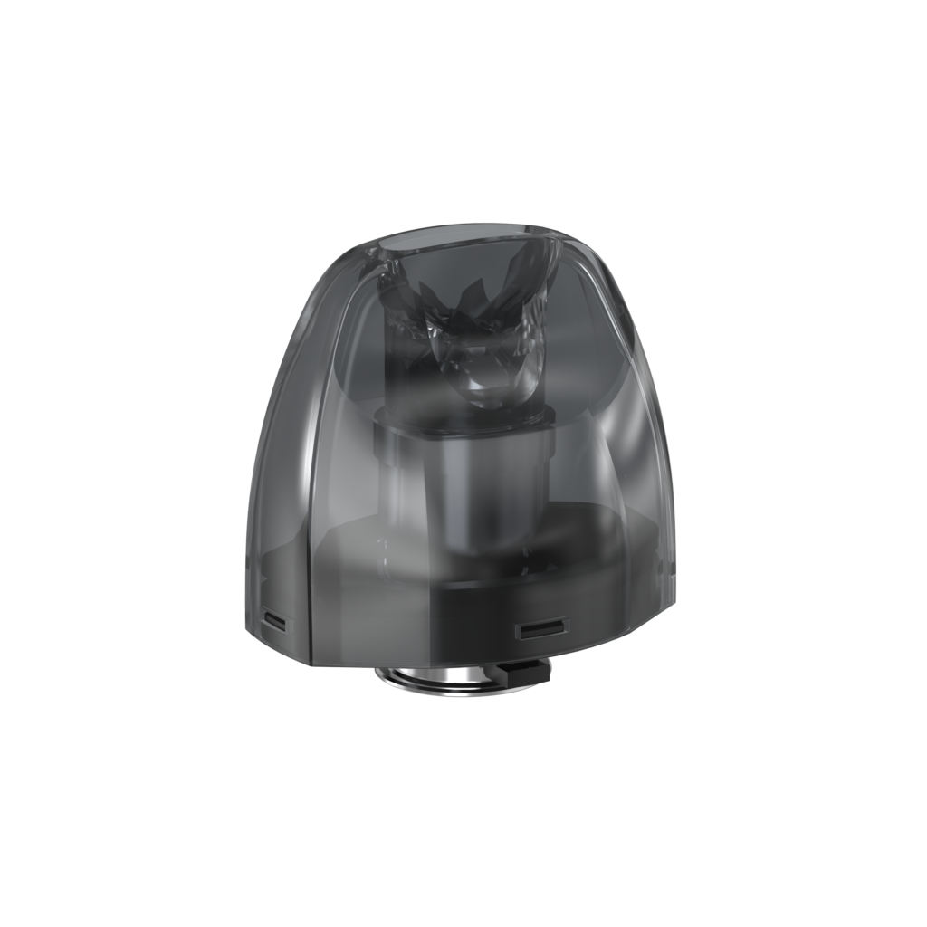 The Tigon AIO pod has a capacity of 4.6 ml.