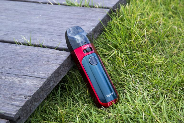 Red Tigon AIO aspire Vaping Device