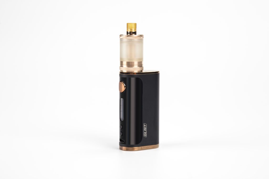 The Nautilus Kit is perfect for a mouth-to-lung vaping style.