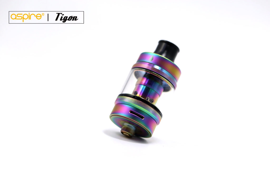 The Tigon tank has two dimensions available