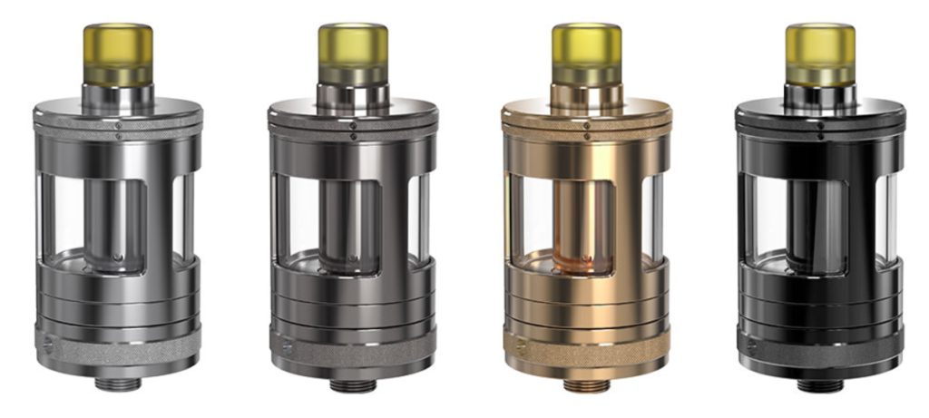 A cooperation between Aspire and Taifun. The Nautilus GT tank is one of the best tanks available in the market.