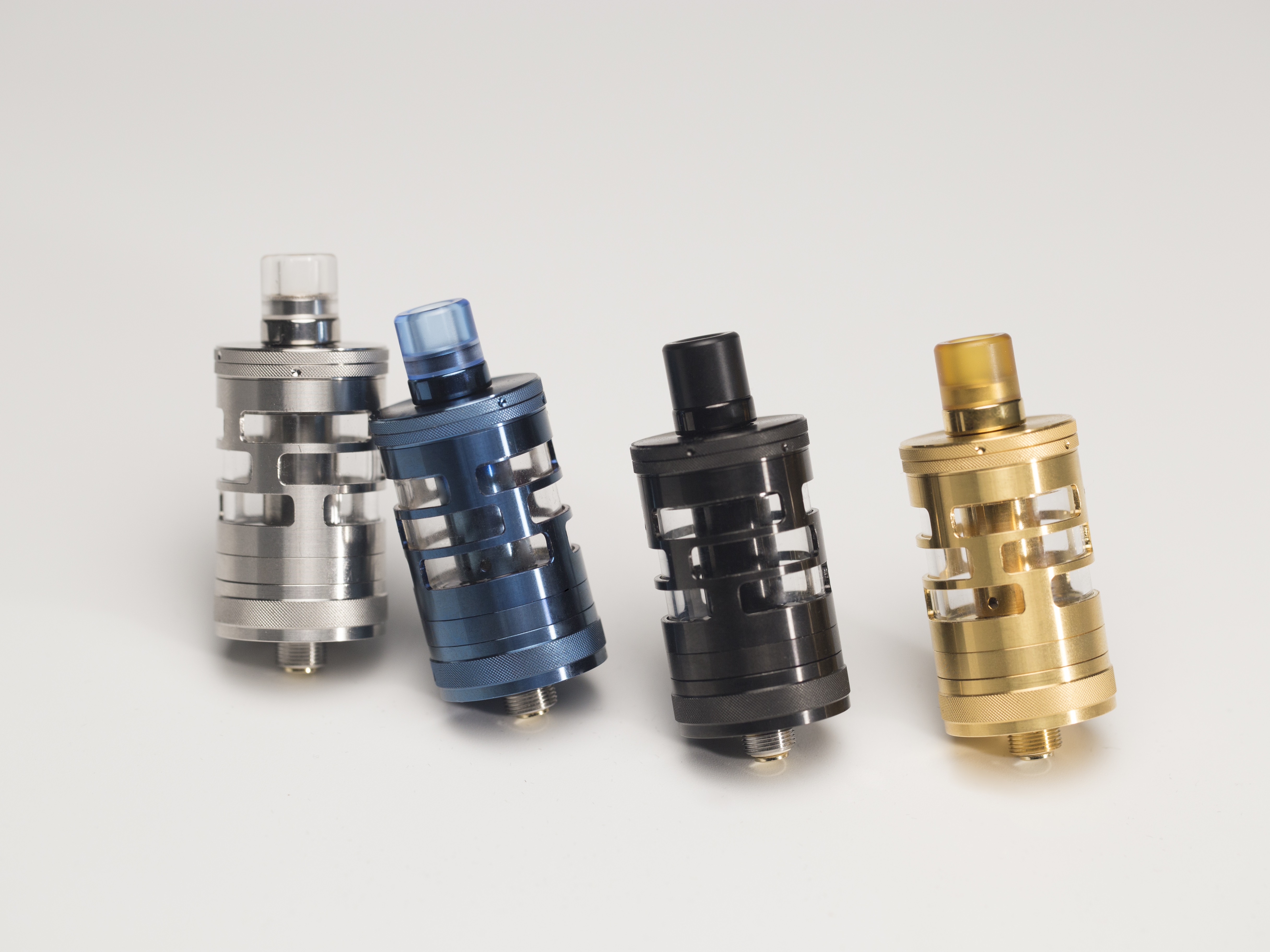 Aspire Tanks for MTL Vaping: Which Tank Should I Choose?
