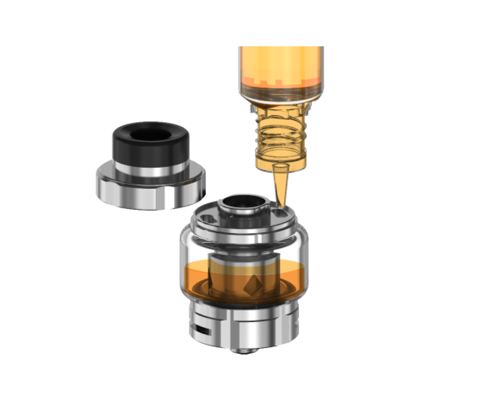 How to fill the Aspire Deco Kit.