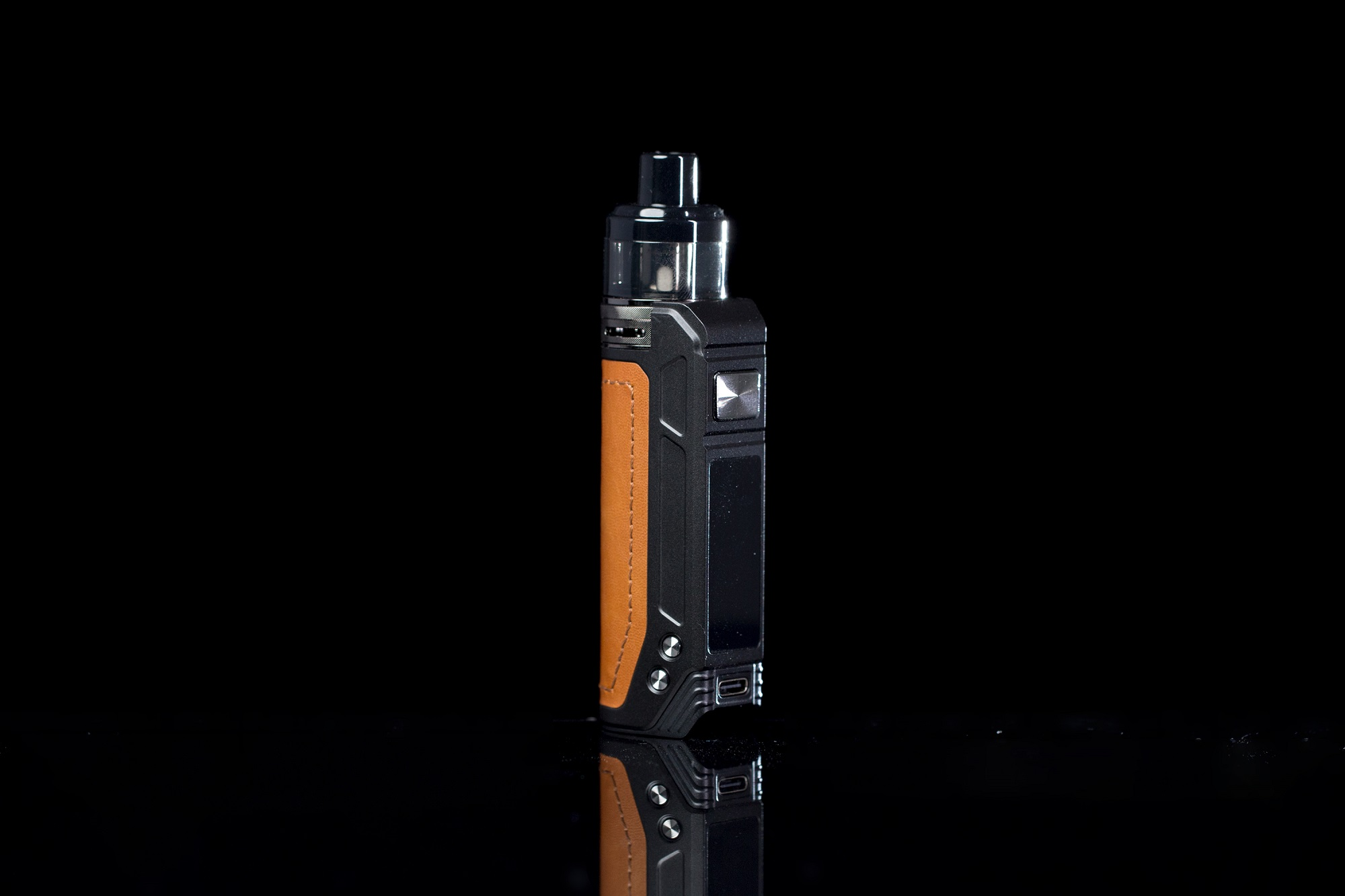 The Aspire BP80 offers a very effective and dynamic vaping experience.