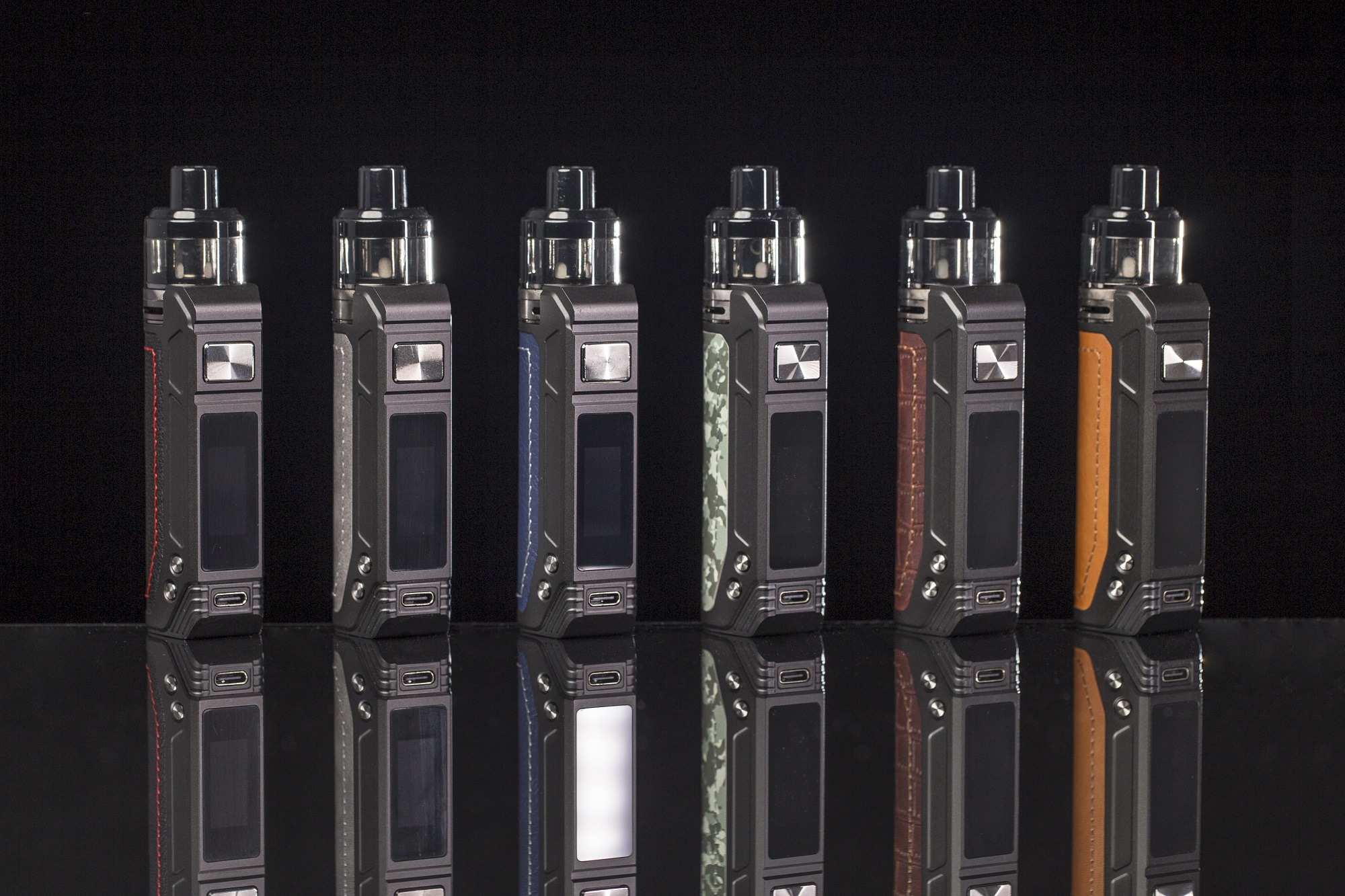 The Aspire BP80 pod mod can fire up to 80 watts.