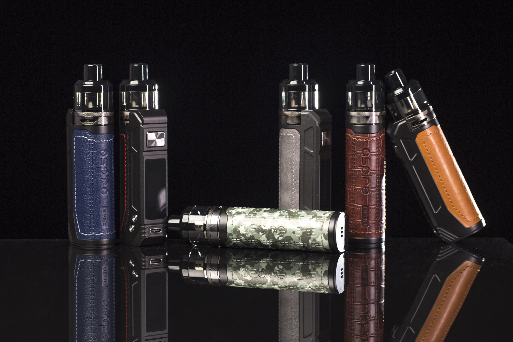 One of Aspire's latest pod mods, the Aspire BP80.