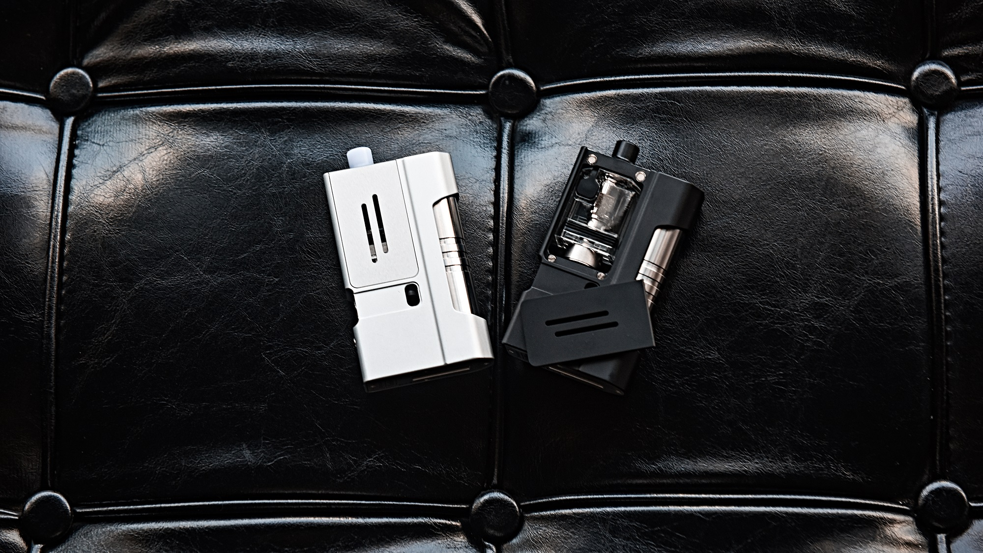 New Aspire Prestige Boxx Designed by Sunbox and Atmizoo