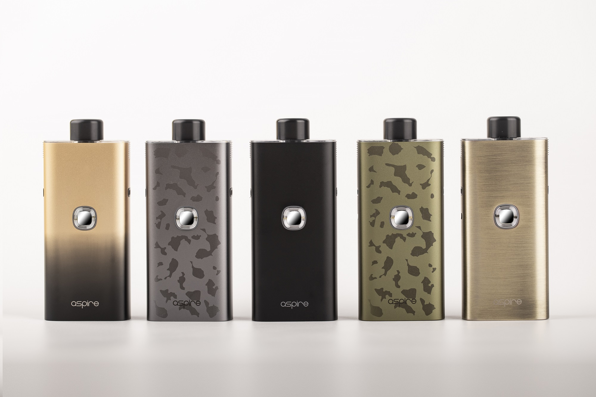 The Aspire Cloudflask S: The Pod System for Cloud Chasers
